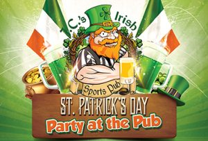 St Patricks Day Party at the Pub - Summerlin Las Vegas