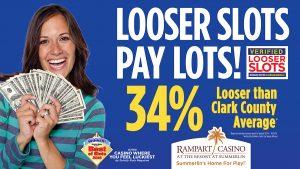 Looser Slots Pay - Las Vegas Slots