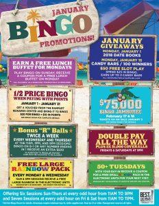 Rampart Bingo - Las Vegas Bingo