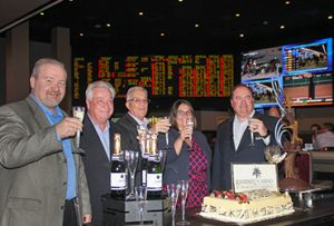 Rampart Race and Sports Book Grand Opening