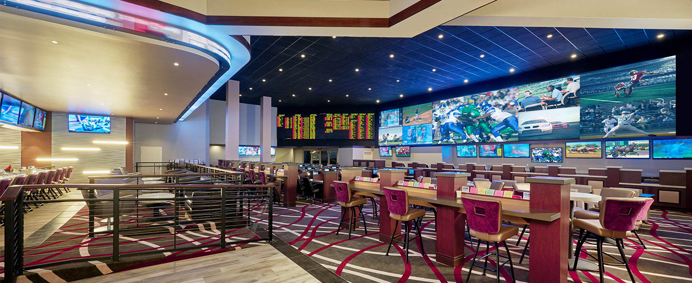 Rampart Race and Sports Book