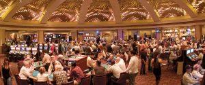 Rampart Las Vegas Casino Floor at JW Marriott
