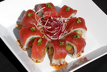 All-You-Can-Eat Sushi Sundays & Mondays!