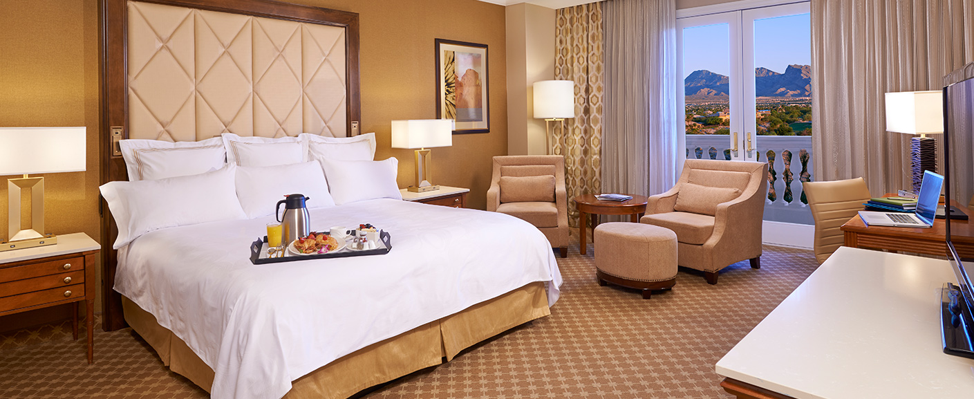 Rooms & Suites - Summerlin Las Vegas