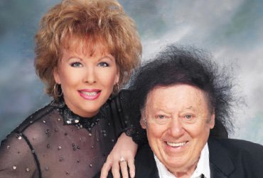 Marty Allen's Birthday Celebration, accompanied by Karon Kate Blackwell