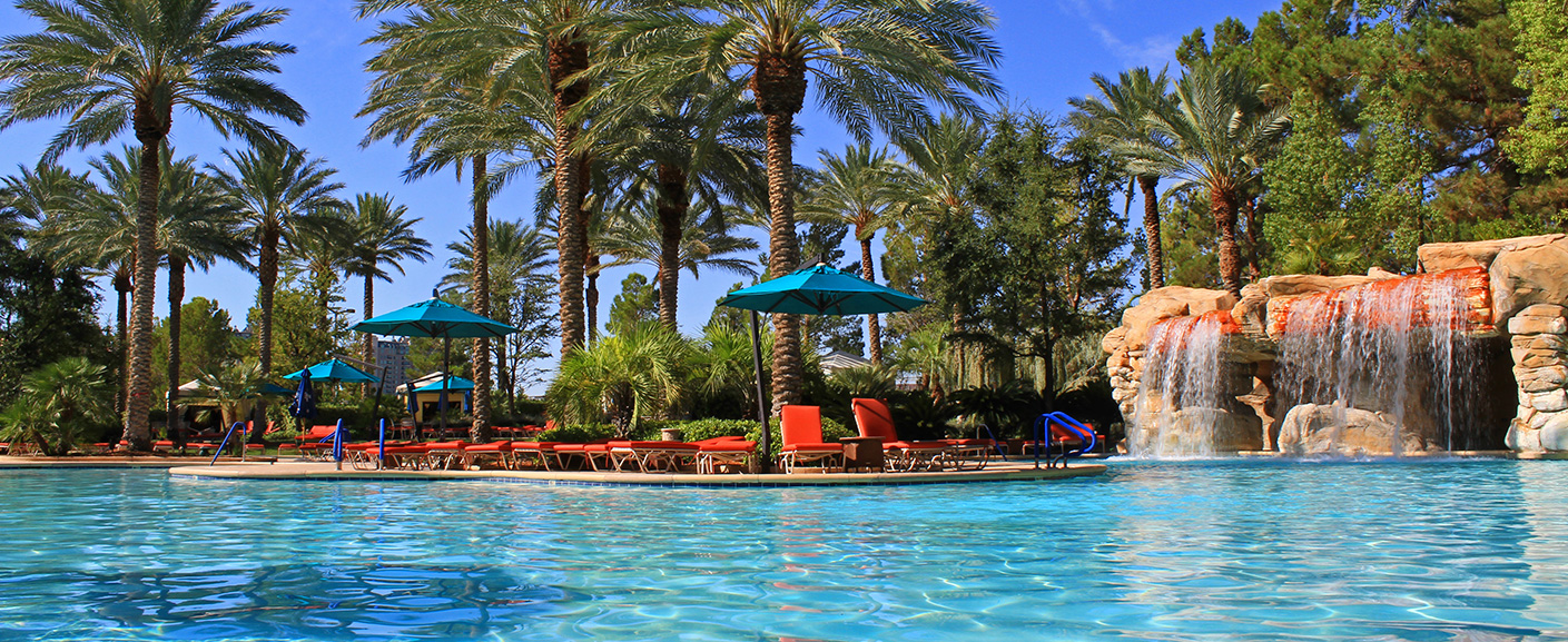 Jw Marriott Resort Amp Spa Las Vegas Hotels Best Pool