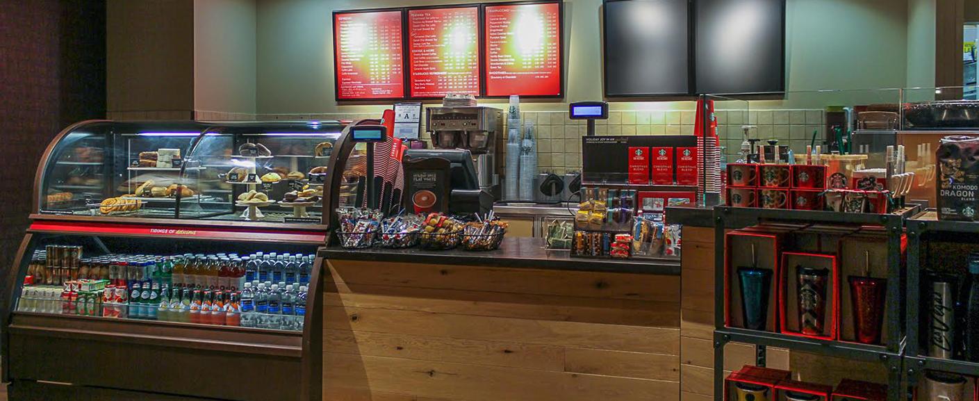 Rampart Las Vegas Casino - Starbucks Coffee