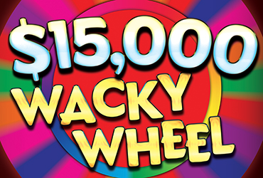 $15,000 Whacky Wheel Drawings