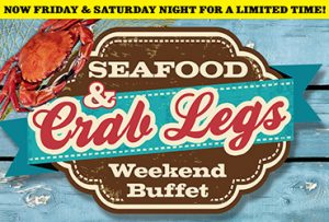 Seafood & Crab Legs Buffet