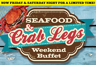 Seafood & Crab Legs Buffet
