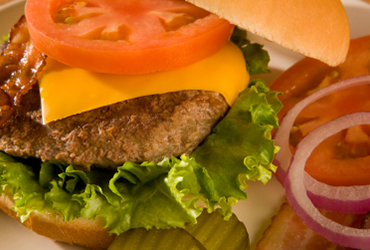 $5.99 Build Your Own Burger Night