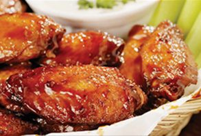 Rampart Las Vegas Casino - Wings special