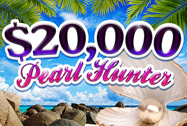 $20,000 Pearl Hunter Hot Seat Drawings