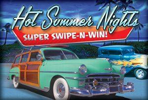 Las Vegas Deals Hot Summer Night Super Swipe