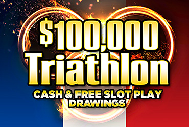 $100,000 Rampart Triathlon Drawings