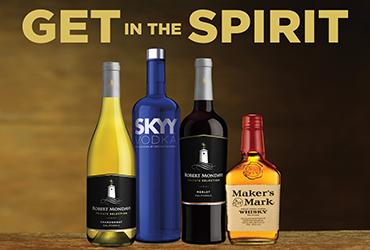 Get in the Spirit - Wine & Liquor Giveaway - Las Vegas Deals