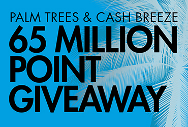 65 Million Point Giveaway