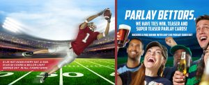 Football Promotions at Rampart Race & Sports Book