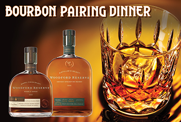Bourbon 5-Course Pairing Dinner