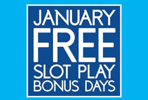 January Free Slot Play - Vegas Deals & Promotions