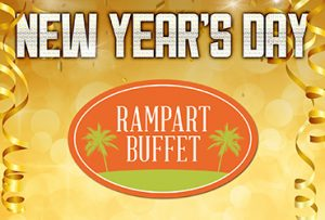 New Year's Day Dining at Rampart Buffet