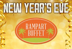 New Year's Eve Dinner at Rampart Buffet