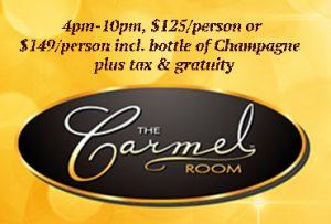 The Carmel Room - Las Vegas Food Deals
