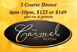 New Years Eve - Carmel Dining - Las Vegas Food Deals