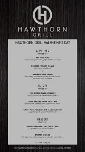 Valentines Day - Hawthron Grill - Las Vegas Food Deals