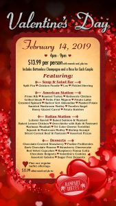 rampart buffet valentine's day vegas restaurant deals