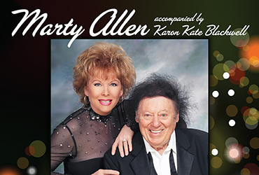 Marty Allen, accompanied by Karon Kate Blackwell - Las Vegas Entertainment