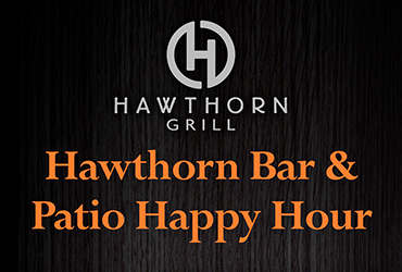 Bar & Patio Happy Hour
