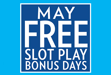 Free Slot Play Bonus Days