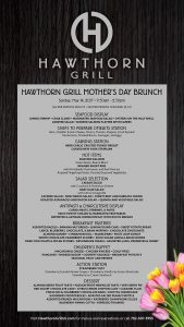 Mother's Day Brunch at Hawthorn Grill is the best breakfast in Las Vegas.