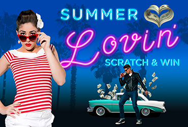 Summer Lovin' Scratch & Win Mondays - Las Vegas Deals