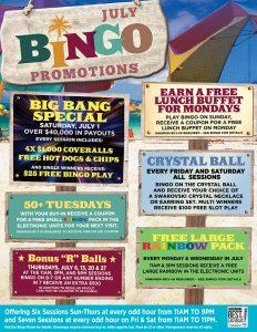 Rampart Bingo Las Vegas Casino