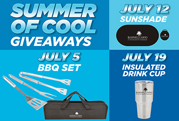 Summer Gift Giveaways - Las Vegas Deals