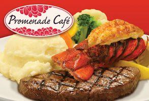 Summerlin Restaurants with Steak and Lobster Dinner Special