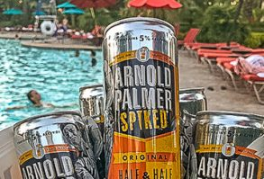 Arnold Palmer Spiked - Pool Drink Specials