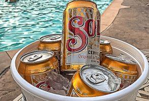 Bucket of Sol - Pool Drink Specials
