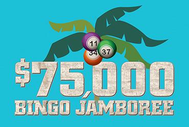 $75,000 Bingo Jamboree - Las Vegas Bingo