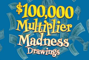 Las Vegas Deals means $100,000 Multiplier Madness Drawings at Rampart Casino