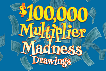 $100,000 Multiplier Madness Drawings - Las Vegas Deals
