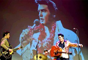 Las Vegas Shows Ultimate Elvis at Rampart Casino