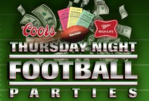 Thursday Night Football Parties - Las Vegas Events