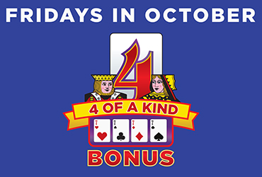 4 Of A Kind Bonus - Las Vegas Casino