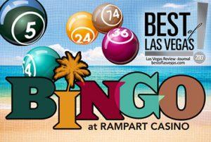 Rampart Bingo - Best of Las Vegas - Las Vegas Bingo