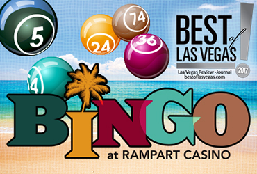 Monthly Bingo Promotions - Las Vegas Bingo