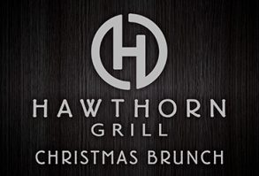 Christmas Brunch at Hawthorn Grill