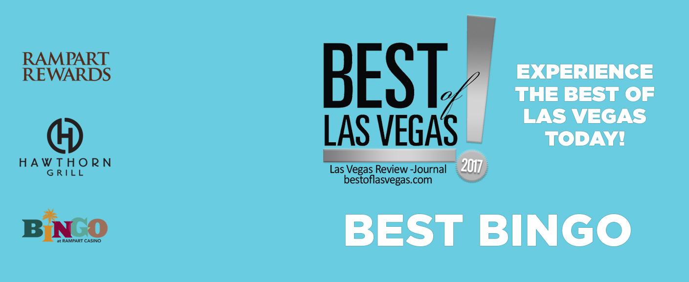 Best of Las Vegas - Best Las Vegas Bingo